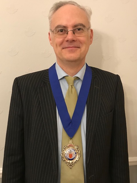 Peter Cunliffe becomes Bolton Law Society President