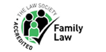 Family Law Accedited logo